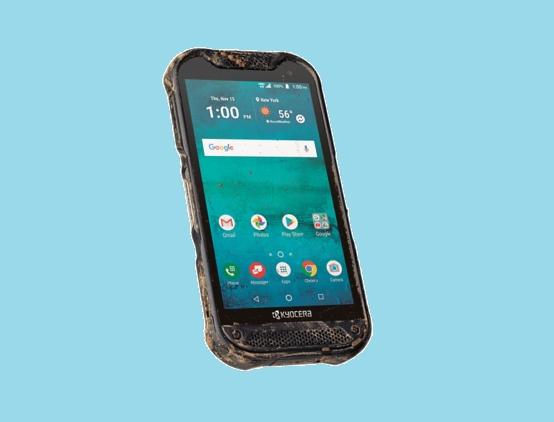 京瓷推出三防手机DuraForce PRO 2:通过810G军规认证
