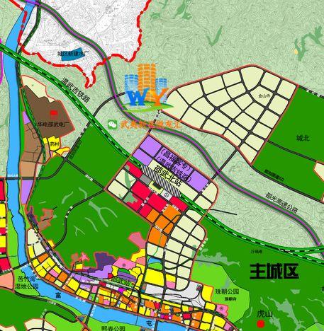 武夷新区规划图-推进武夷山新机场主体工程建设,加快吉武温铁路前期工作