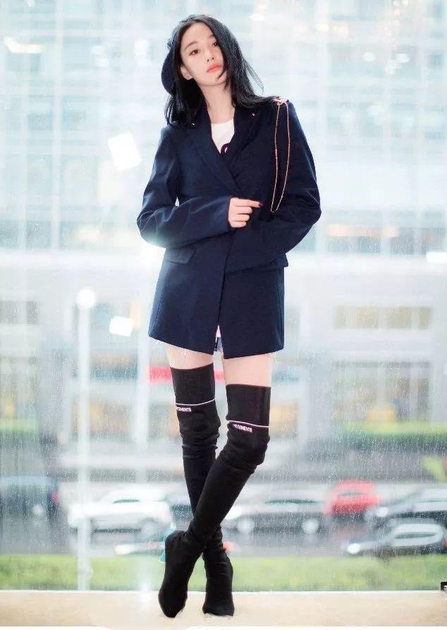 矮个子情趣冬天增高?这几款高跟鞋穿v情趣是女生双头什么龙图片