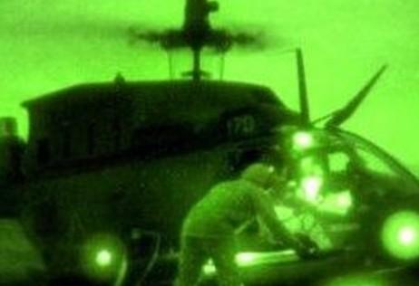 美国坦克100:0全胜战绩的探索历程:主动微光夜视技术