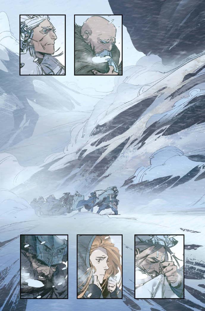 拳头官方预告:漫画艾希将于12月发行