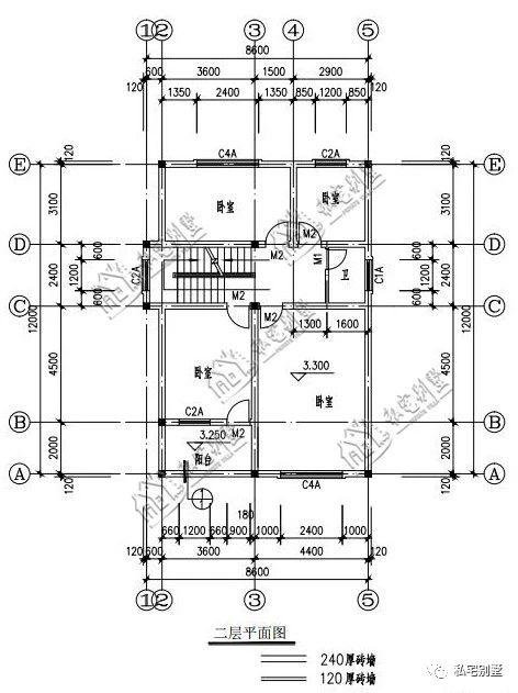简约三层欧式小别墅,专为农村自建房而设计,小面积照