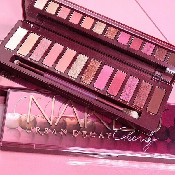 Urban Decay Naked Cherry眼影盘 图片来源Urban Decay