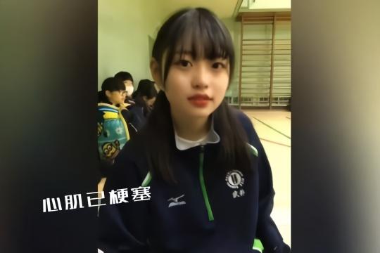 日本学生玩时间静止游戏,这该死的甜美!
