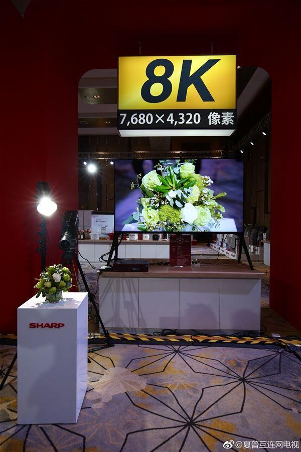 九家行业龙头共同发力 2019年会成8K LCD电视元年吗