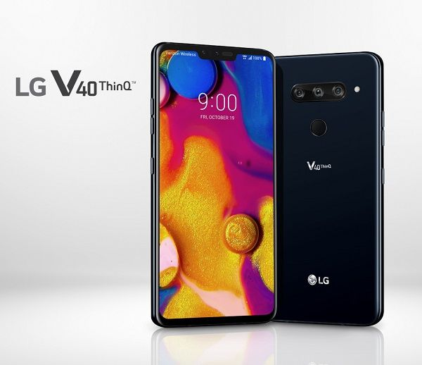 LG V40 ThinQ(图自:LG 官网)-LG公布Android Pie更新时间表 节奏...