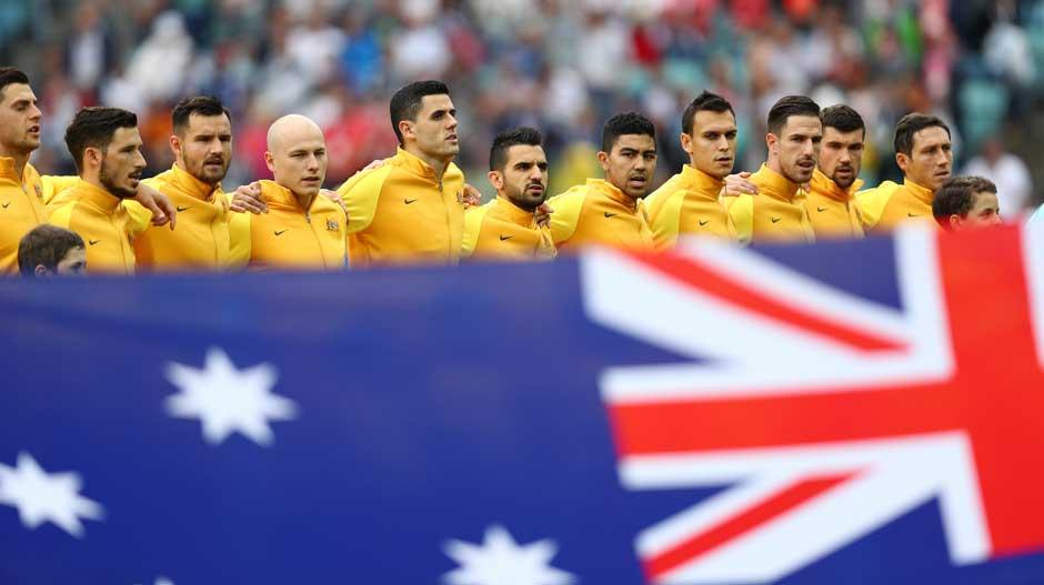澳大利亞努力了十三年,終于把自己變成了一支亞洲球隊