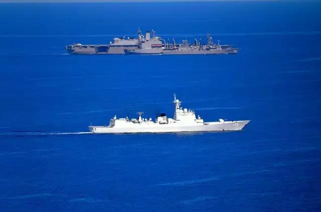 美军舰新年闯中国西沙领海 东盟民调令人意外