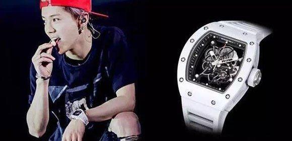 哪里回收理查德米勒,手表回收多少钱,腕表回收价格