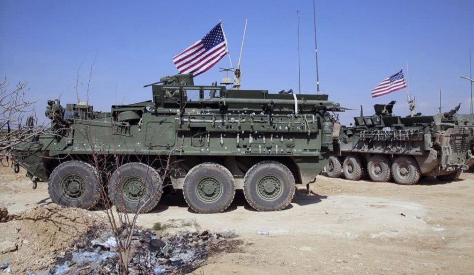 美国高官发出延缓撤军言论,但美军已开始从叙
