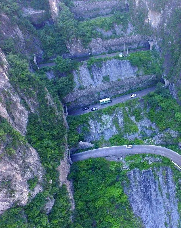 太行山高速 652公里串联53个景区 太行山最美高速将霸占整个华北风光!