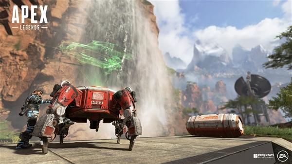 EA免费吃鸡大作《Apex英雄》上线7天玩家破2