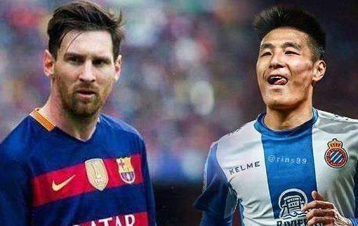 1图揭武磊梅西巨大差距 西班牙人获2大利好 或因1点爆冷胜巴萨?