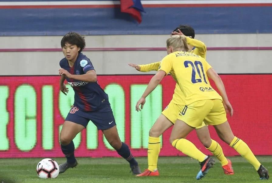 女足欧冠-巴黎总比分2-3切尔西出局 王霜造乌龙