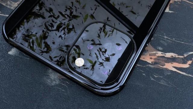 """""""隐形""""三摄 苹果A13芯?iPhone 11Max再曝光"""