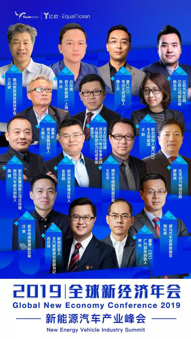 倒计时!上海这场峰会将助您寻找新能源汽车产业8大未来