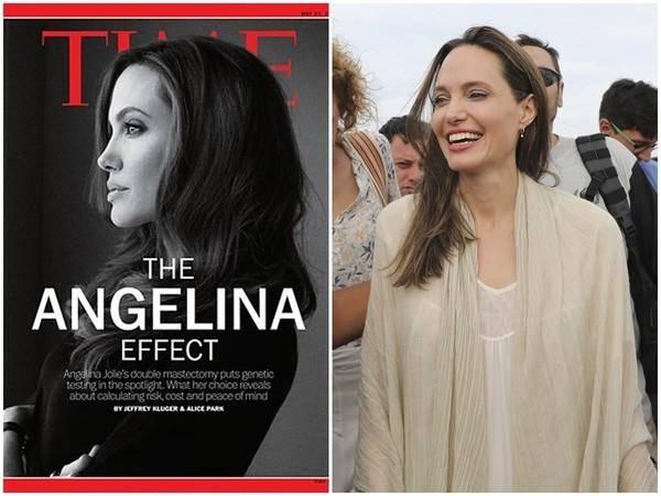安吉丽娜朱莉再添新身份!不只是巨星慈善家,她才配当全民偶像