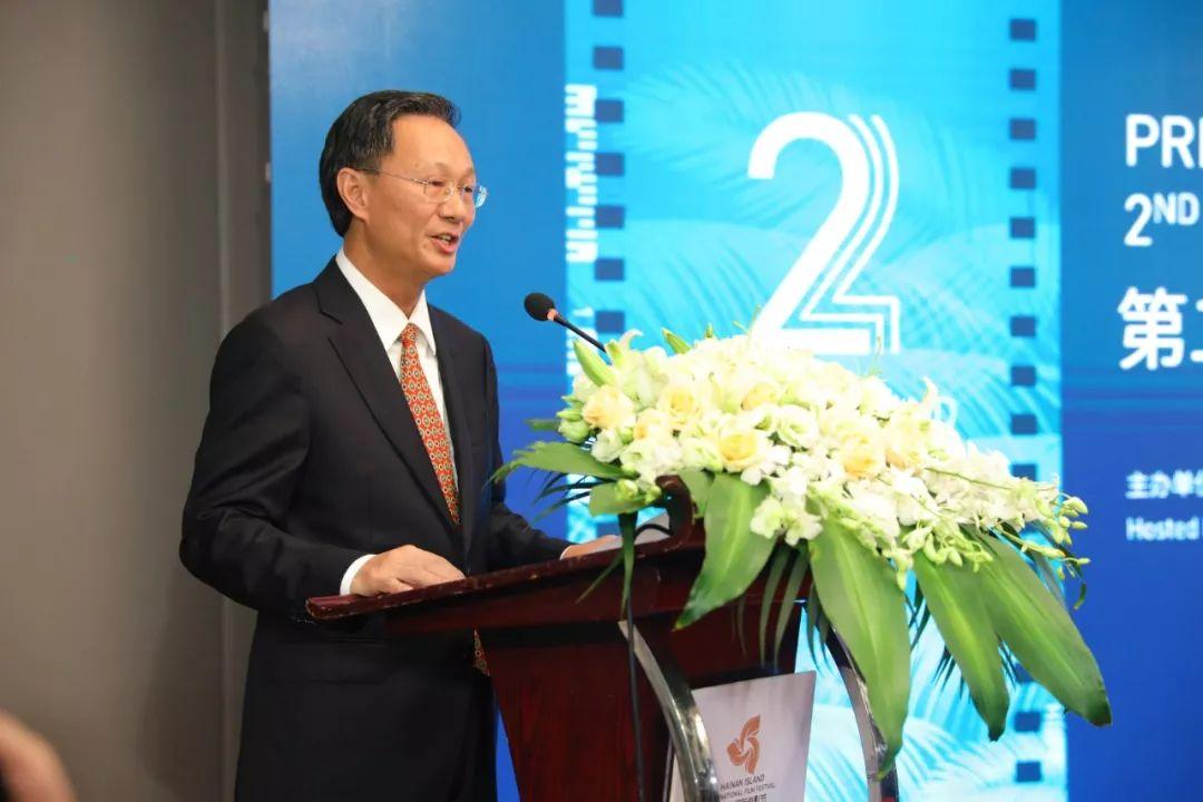 资讯 | 成长与飞跃,第二届海南岛国际电影节亮相上海
