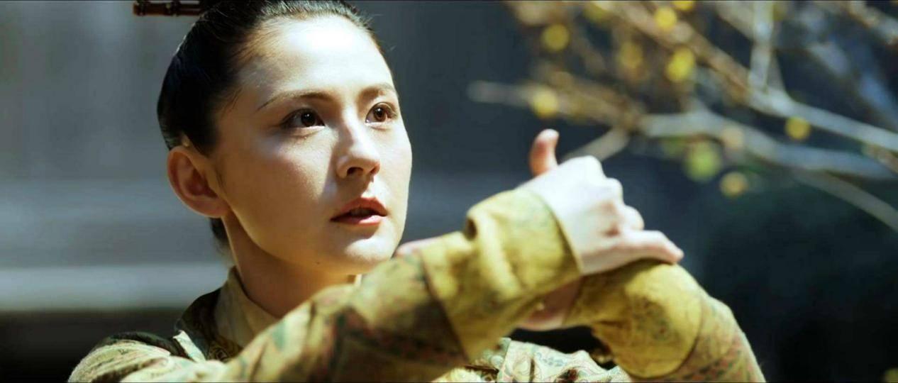 她是杨幂的好闺蜜,拍激情戏不清场,今凭《十二时辰》走红