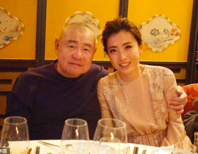 39岁甘比近照摆脱土气,嫁大29岁关之琳前男友成香港女首富