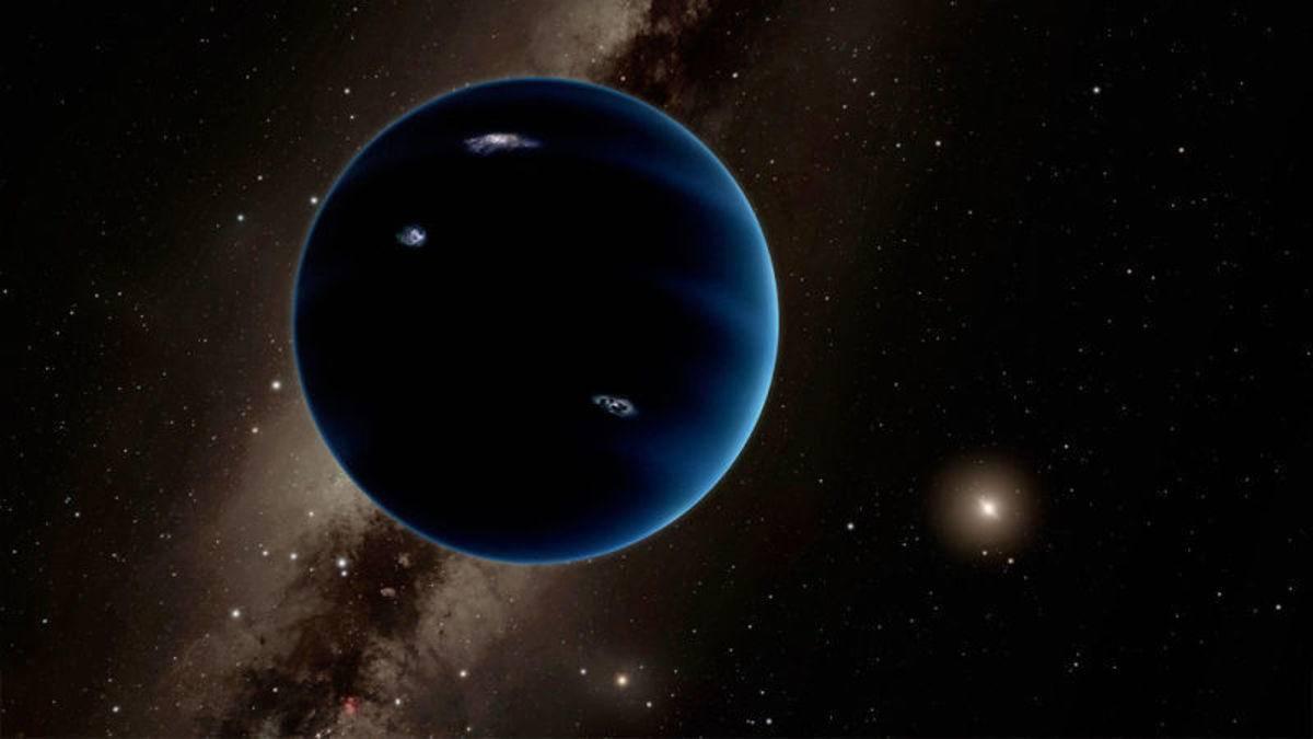 太阳系的外围是什么是第九大行星还是冰块圆盘