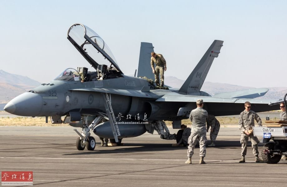 4家军火巨头竞逐加拿大百亿美元战机订单
