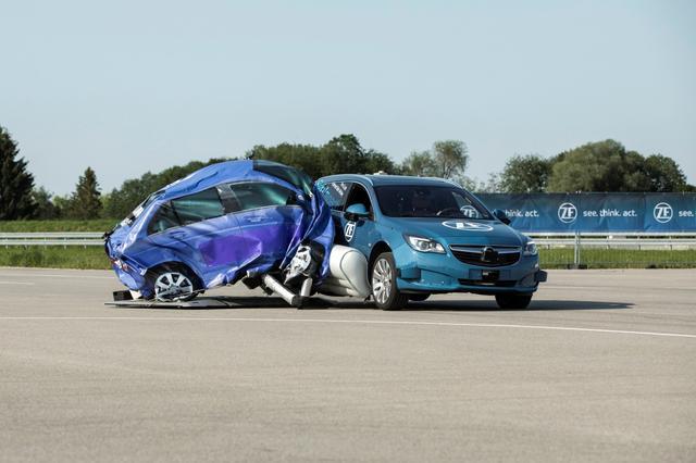 自动驾驶都要依赖被动安全,这才是汽车安全的最后防线