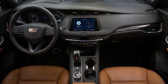 凯迪拉克的新功能——停车功能