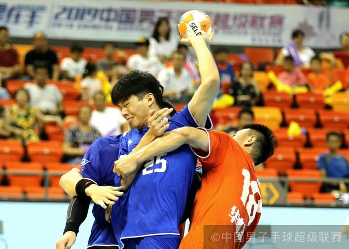 多点开花 中国华体率先闯进联赛总决赛