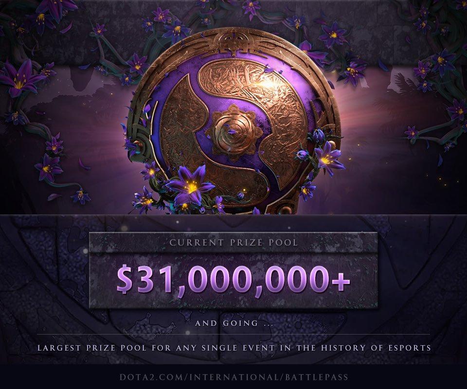 DOTA2:Ti9奖金3000多万怎么分,V社不管不问,直接转账给选手-