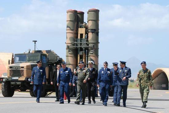 乌克兰希腊都在帮以色列 俄军S300还有多少秘密?