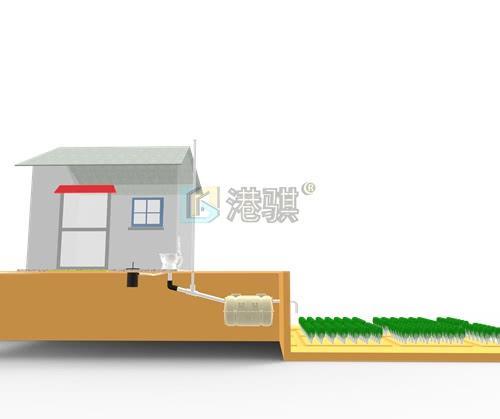 农村厕所改造设计实景图让农村更美