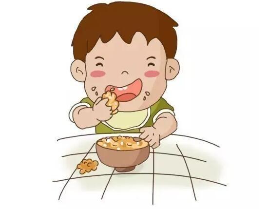 前两种不吃饭,调整注意两点:让孩子自主吃,家长管住自己图片