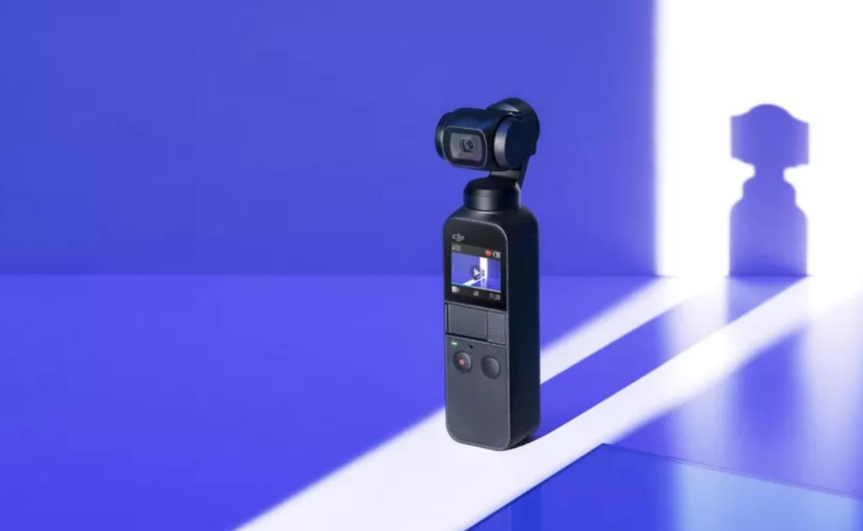 大疆发布灵眸Osmo口袋云台相机,国内售价2499元