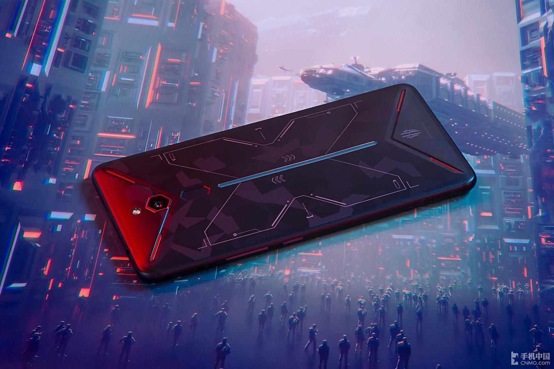 极致的游戏体验 努比亚红魔Mars电竞手机图赏