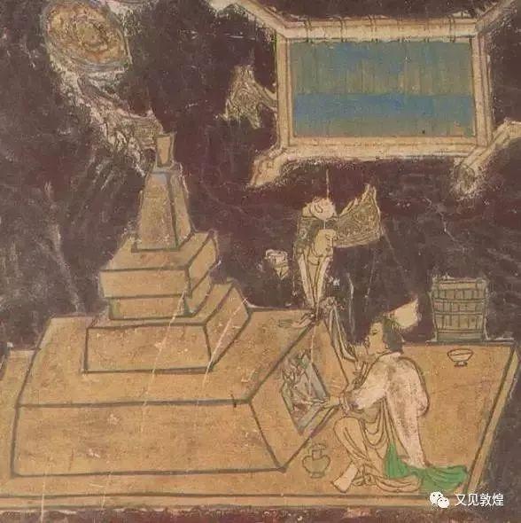莫高窟见证历史,也见证了古代人的智慧