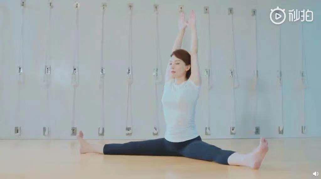 41岁陈数幼女视频,这是:告白网友最高级的经典瑜伽女人图片