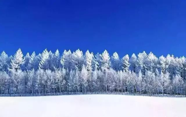 雾凇,极光,冰城,中国这10个地方才是冬天最美的打开方式!