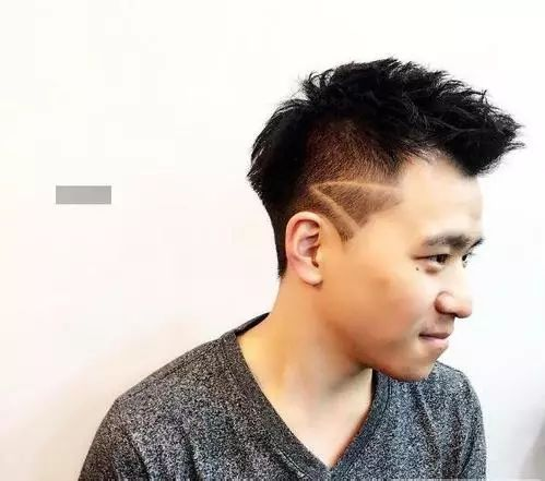 都说男生的发型 就像女生的粉底 只要稍作改造 就能让你改头换面图片
