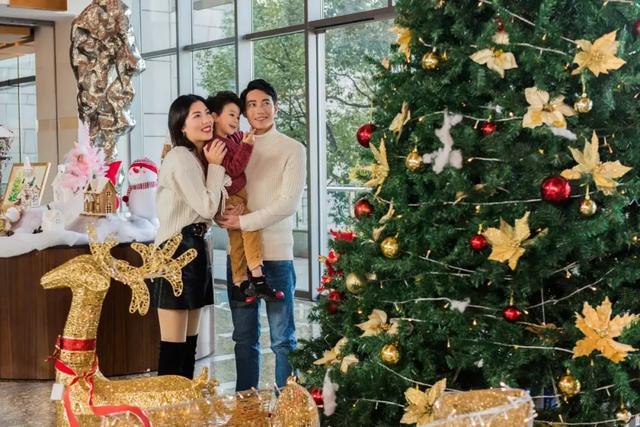 """全家""""辣趣""""圣诞自驾游,节日因你而不同"""