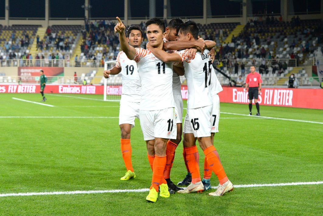 進步太大!印度3年升77位+取亞洲杯55年首勝