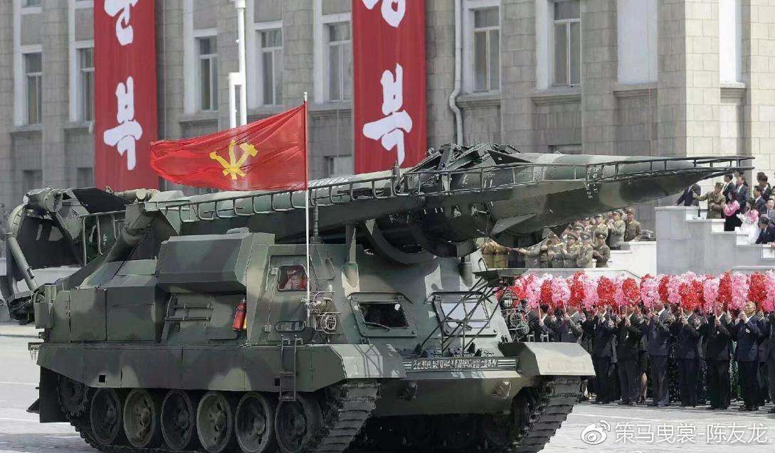 朝鲜最新改进的火星-9 ,携带机动弹头,还可能装备电磁脉冲弹