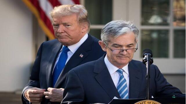 特朗普再批美联储:如果是低利率 提振经济会简单