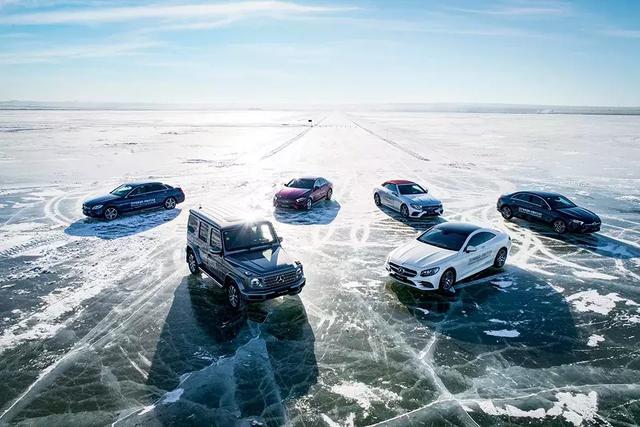 """让""""失控""""进行到底 2019梅赛德斯-奔驰冰雪体验"""