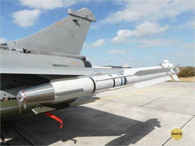 战力飙升!阵风战机获准F4标准 将搭载多种新型重磅武器