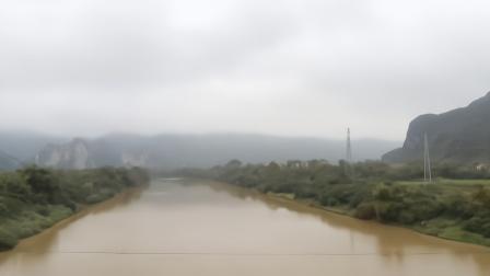 實拍從廣西坐車到越南的風景, 《大明的旅行》主題曲首次曝光