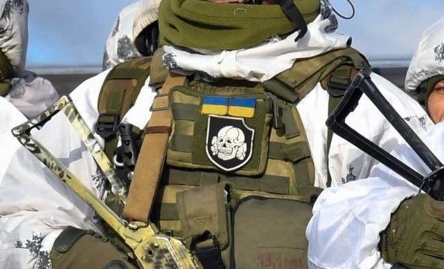 乌克兰不败军团佩戴纳粹标志重返前线 美:别用美械
