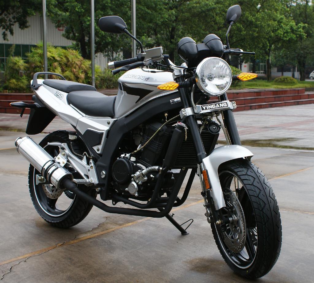 银钢250水冷摩托车 银钢250摩托车 春风水冷摩托车250 银钢三轮摩托车 测图网