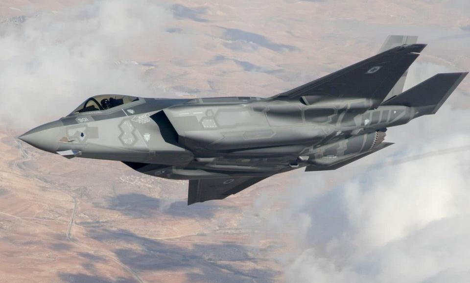 F-35将成美国反导体系新帮手 歼20其实更具潜力
