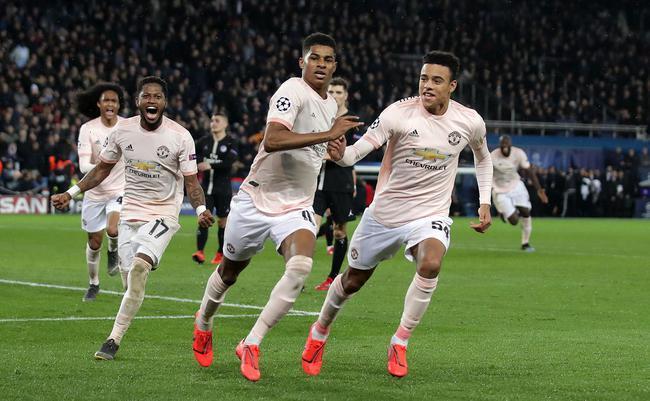 神奇逆转!曼联客场3-1绝杀大巴黎晋级 拉什福德点球绝杀